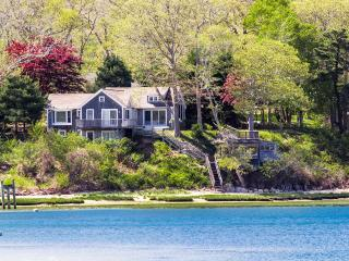 MSZAM - Lovley Waterfront Retreat,  Spectacular Water Views, Multiple Decks, Vineyard Haven