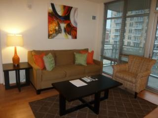 Lux Friendship Heights 2BR, balcony, Chevy Chase