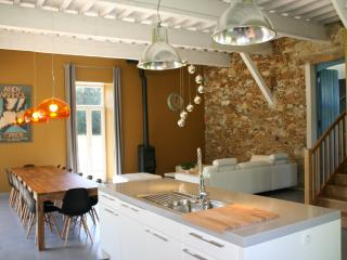 Luxery loft - 14 p. - heated swimming pool - airco, Sorèze