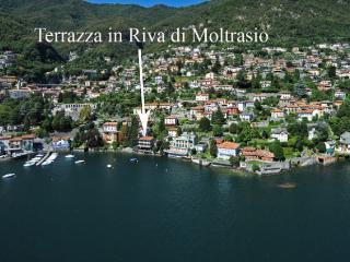 Terrazza in Riva di Moltrasio