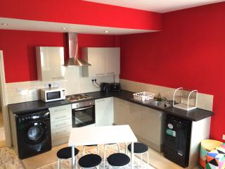 Modern holiday apartment for rent in Swanage