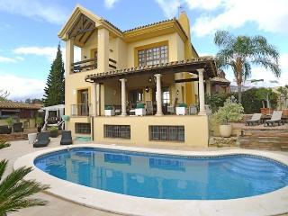 Modern luxury villa close to Puerto Banus Marbella, San Pedro de Alcantara