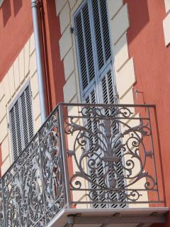 Balcon niçois