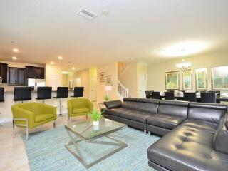 9 Bedroom ChampionsGate Home That Sleeps 19 Guests. 1455RFD, Orlando