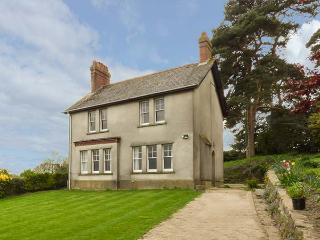 TY MAWR HILL, set in elevated location, open fire, parking, garden, in Usk, Ref 30875