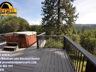 HotTub Slps6 WIFI DogOK 1mi>Beach 25mi>Yosemite, Groveland