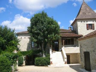 Demeure Quercynoise typique en Périgord (Lot), Mauroux