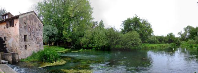Parco del Sile, Oasi Cervara