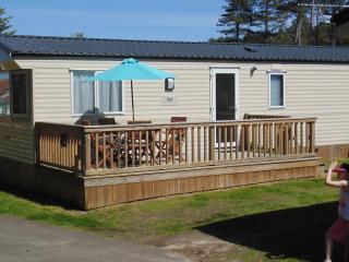 A17 Burghead Beach Caravan Park