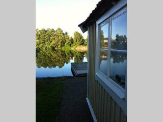 Lakeside B&B close to city center, Stockholm