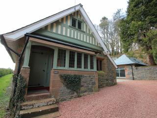 The Lodge House, Moniaive