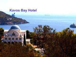 Kavos Bay Seafront Hotel, Agia Marina
