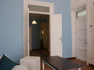 Ingresso Casa  Rabboni blue apartment