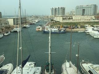 luxury 5 floor 3 room apartment on herzlia lagona, Herzlia