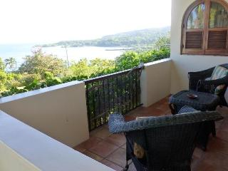 Ay Caramba villa beach access, AC and Internet, Boscobel