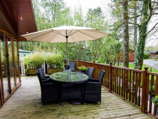 Lazy Days Lodge on the shores of Lake Windermere