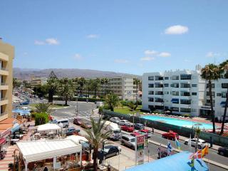 Playa del Ingles - near Yumbo Centre Shopping Mall