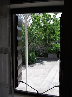 View from Room 2.