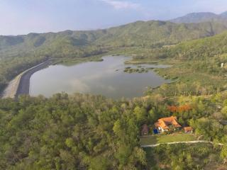 Lanna Hill House. Beautiful colonial style villa in stunning rural location.