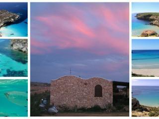 I damusi di ponente, Lampedusa