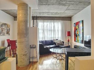 Condo fully furnished - Quartier Latin Montreal