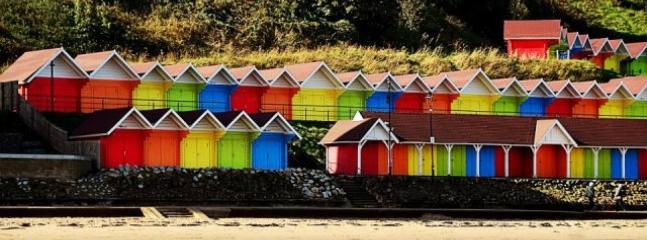 Scarborough's North Bay Beach Huts