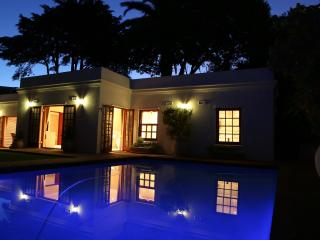 Exclusive use of private salt water pool and garden areas.