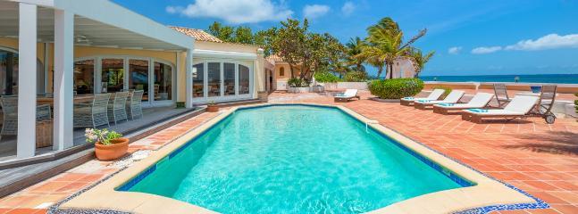 Villa Little Jazz Bird St. Martin Villa 64 Enjoy The Unobstructed View Of The Blue Caribbean And The Island Of Anguilla On The Horizon., St. Maarten