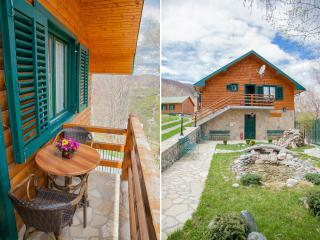 Hotel & Resort Gacka - One Bedroom Cottage 1, Mojkovac