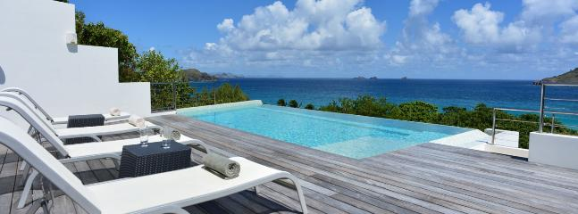 SPECIAL OFFER: St. Barths Villa 21 Within Only Few Minutes Walking Distance To The Beach., San Bartolomé