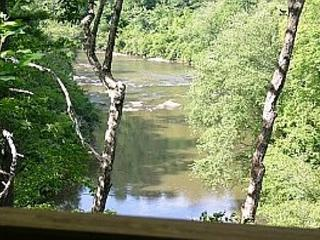 Tranquility at River's Bend w/ Amazing River Views, Ellijay