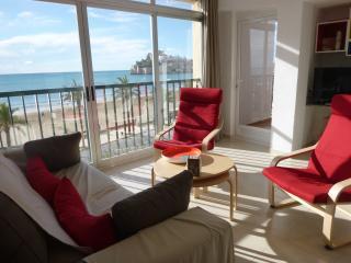 appartement a louer Peniscola face a la mer
