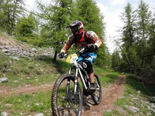 Mountain Biking in Pamporovo, Pamporowo