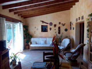 Casa entre mar y montaña Mediterraneo, Senija