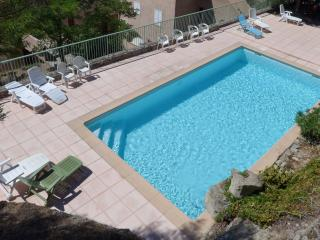 Apartment with  pool, Lama, Balagne, Corsica