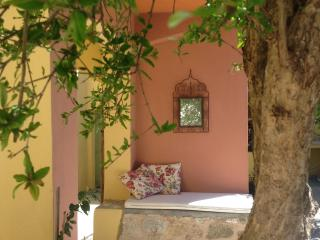 Arched studio in medieval town, Rhodes Town