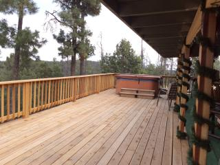 Trevino Mountain Escape!***With New Amenities***