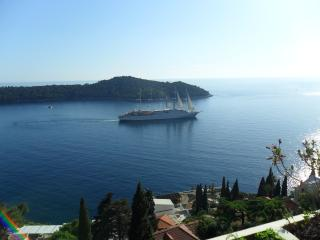 Apartment with a magical view, Dubrovnik