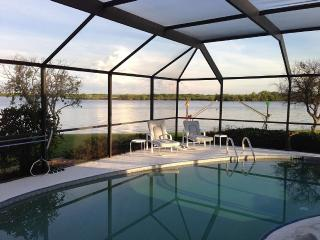 Waterfront pool home -280' of Peace River paradise, Punta Gorda