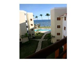 Beach Front Spacious Apartment, Juan Dolio