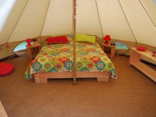 Double Bedroom Bell Tent