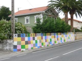 Villa Asuncion. Casa con jardín cerca de la playa