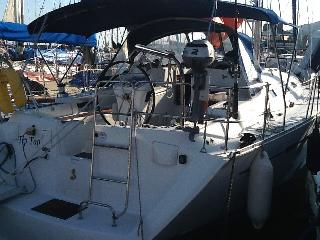 Voilier Oceanis de 12m 3cabines double, Frejus