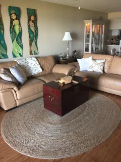 mermaid living room