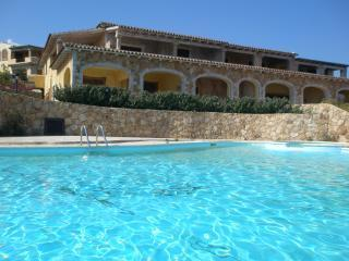 Resort with the pool - 18/4 apartment two bedrooms, Olbia