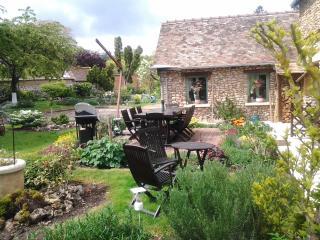 4 chambres privées au calme prés de Giverny, Saint-Pierre-de-Bailleul