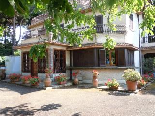 Villa Vista. A Frascati, magnifica veduta di Roma
