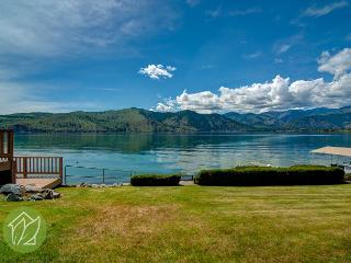 Spacious Waterfront Home with Private Dock by Sage Vacation Rentals