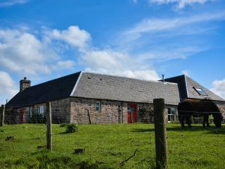 Barn at Balblair Cottages