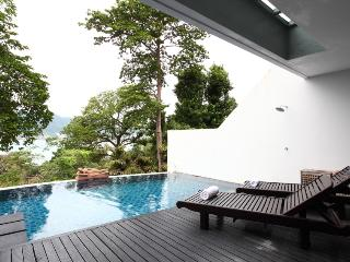 Atika Villas villa 8 Oceanfront serviced pool vill, Patong